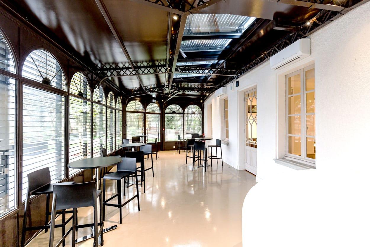 Le Manoir du Prince - Salle le Belvedere 3